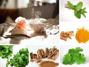 5 Common Culinary Herbs and Spices that Relieve Stress