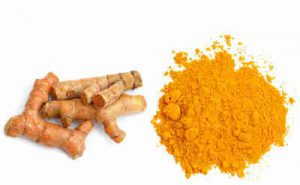 Curcumin, a substance in turmeric helps weight loss.