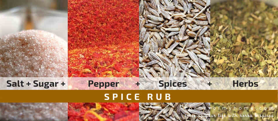 About Spice Rub