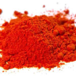 Paprika is a fine spice powder made from dried capsicum fruit