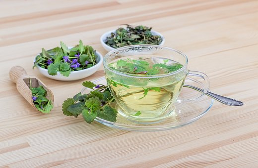 Herb Tea image