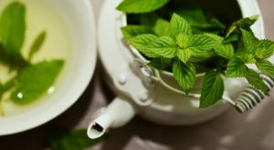 Mint Leaves Infusion