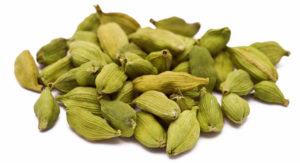 Cardamom has digestive properties and promotes the elimination of gases