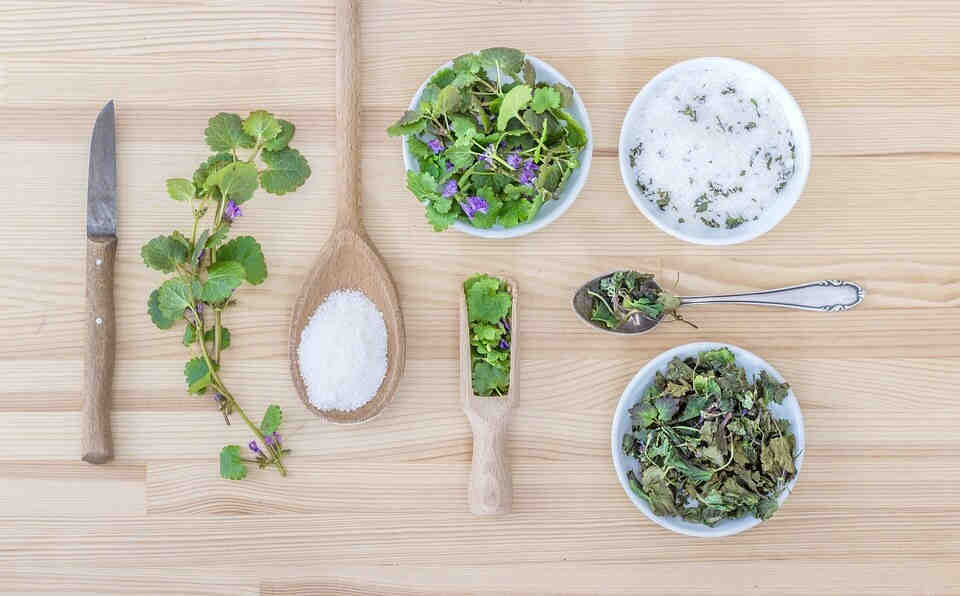 Know how to substitute fresh herbs with dried