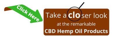 Take a closer look at CBD Hemp Oil products