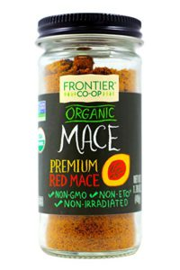 Organic Mace from FRONTIER CO-OP