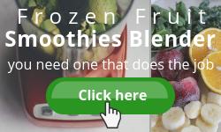 Frozen Fruit Smoothies Blender