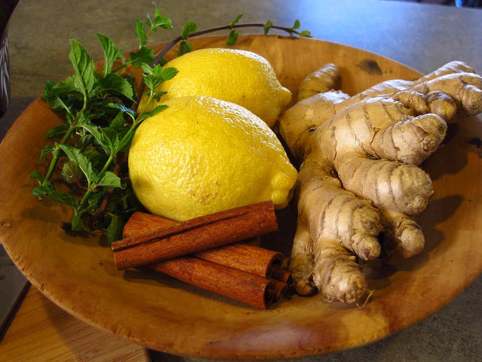 Make your own herbal remedies for sore throat