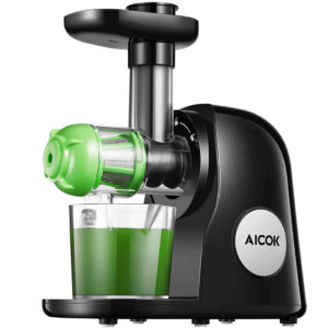 AiAicok Slow Masticating Juicer