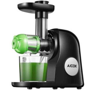 AiAicok Slow Masticating Juicer