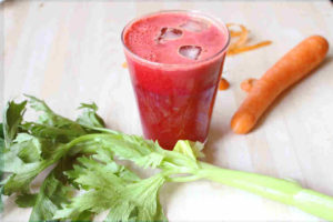 Juicing is a good way to give your body the extra boost of nutrients