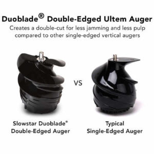 Tribest Duoblade Double Edged Auger