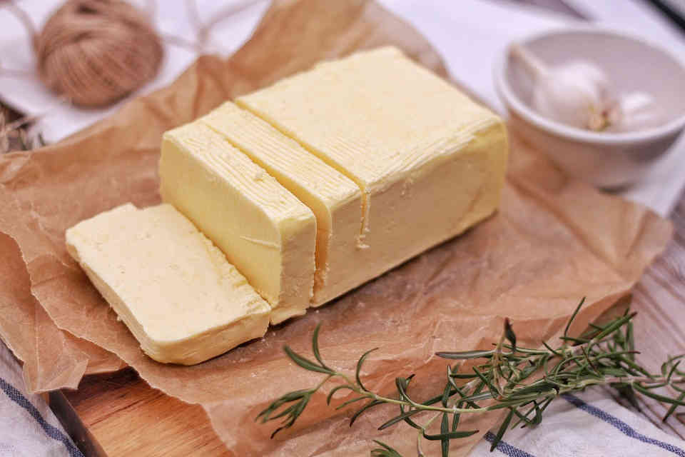How to Make a Herb Butter? All you need is a good brand of fresh butter and fresh herbs.