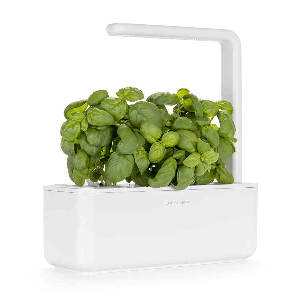 Easily start your indoor herb garden with everything needed in this kit