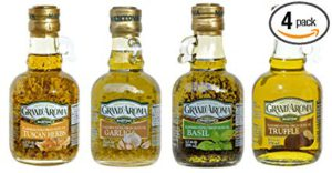 Flavoured Extra Virgin Olive Oil - Healthy and delicious oils for mom
