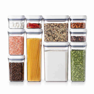 Food Storage POP Container Set - Get organized for mom