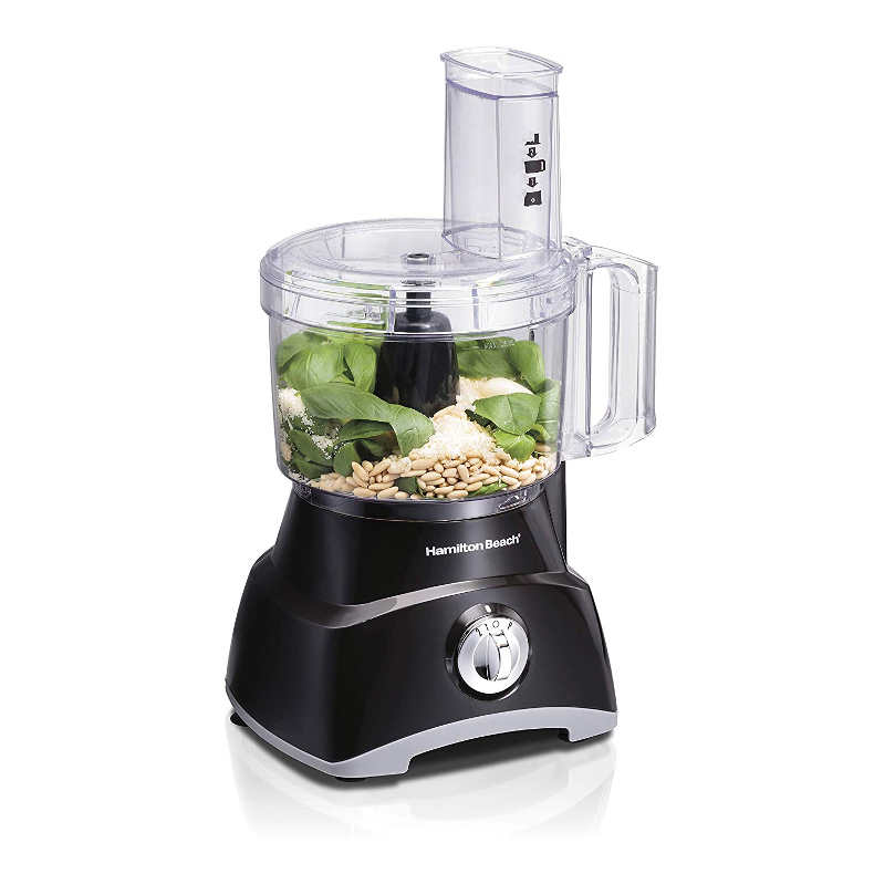 Hamilton Beach 8-Cups Food Processor - Fast and easy to use is what mom wanted