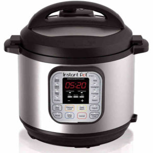 Instant Pot DUO Pressure Cooker - Multi cooker for the multi tasked mom