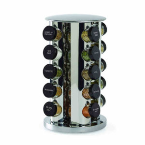 Spice Rack Tower Organizer - Mom gets all the spices she needs with this gift