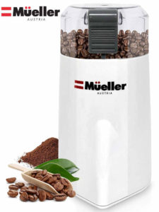 MUELLER AUSTRIA Electric Coffee, Spice & Nuts Grinder