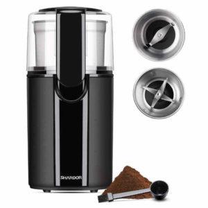 SHARDOR Electric Coffee & Spice Grinder