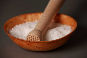 Is the type of salt used in brining important? No