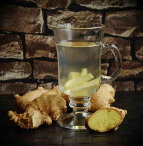 When constipation stems from poor digestion, ginger tea can help after a heavy meal.