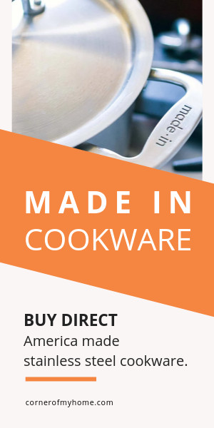 America made stainless steel cookware