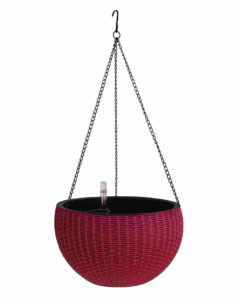 Tabor Tools Self Watering Hanging Planter