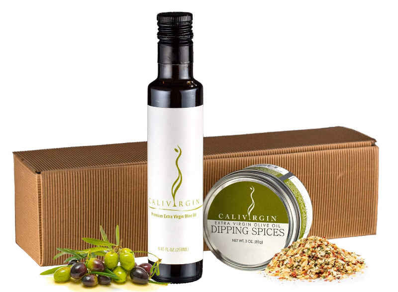 Everything a foodie needs for the perfect bread dip. This olive oil & spices gift set comes packaged in a gift box worthy of all special occasions.