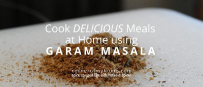Find out exactly what garam masala is and its components to make your own.