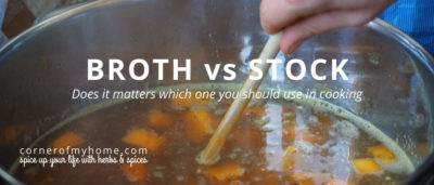 Don't confuse yourself. It is easy to define what the difference between broth and stock is.