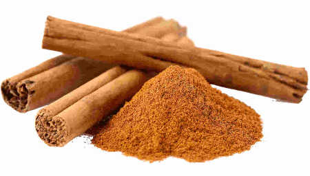 Cinnamon is also regarded as a warming expectorant, used to reduce phlegm in your lungs.