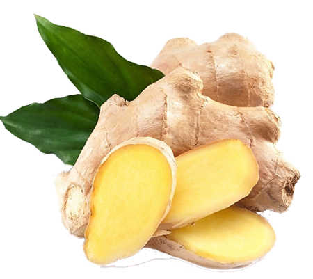 Ginger is well-known for its antibacterial and anti-inflammatory properties. Helps ease a dry cough, relaxing membranes in the airways.