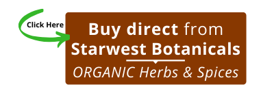 Buy Organic Herbs & Spices Direct from Starwest Botanicals