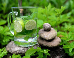 Infused water or sometimes called detox water may help eliminate toxins from the body