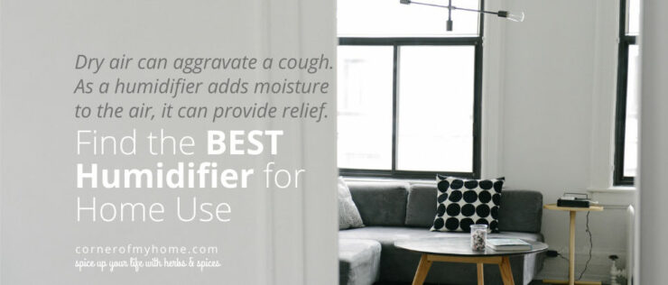 Dry air can aggravate coughing. As humidifiers add moisture to the air, it can provide relief.